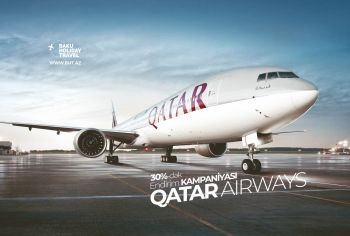 """Qatar Airways""-dan kampaniya"