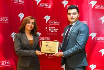 We became members of AMCHAM