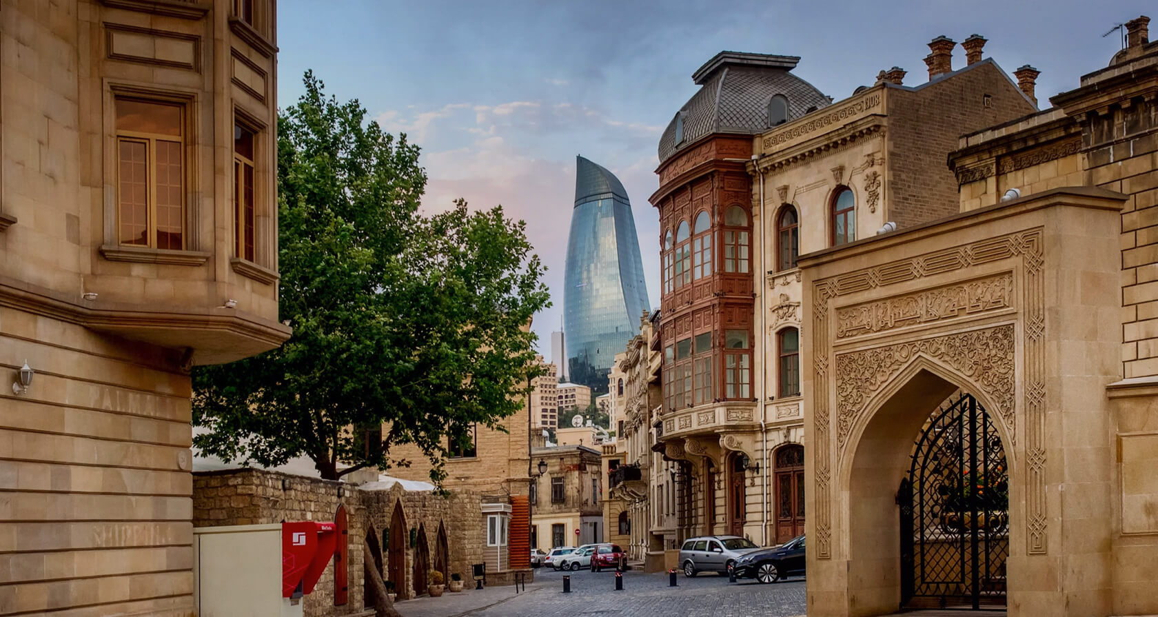 Baku - The Land of Fire