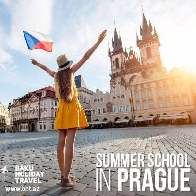 Summer School in Prague!