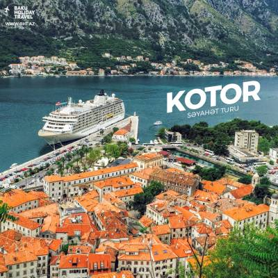 Tour to Kotor
