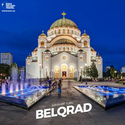Acquaintance with Belgrade