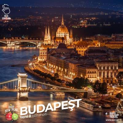 New Year in Budapest