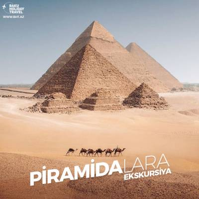 Journey to the Egyptian Pyramids