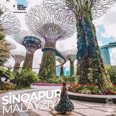 Travel to Singapore and Malaysia