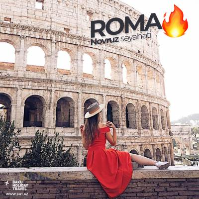 Tour to Rome on Nowruz