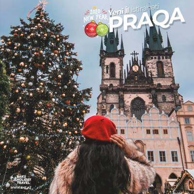 New Year in Prague
