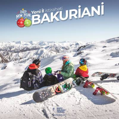 New Year in Bakuriani