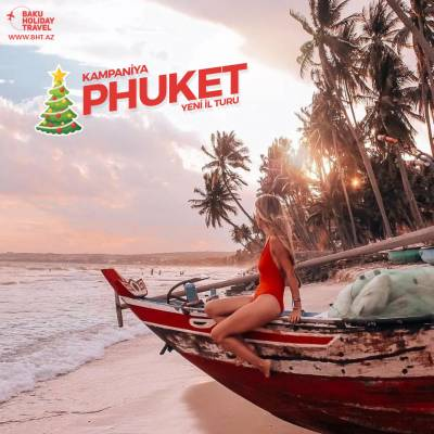 New Year in Phuket