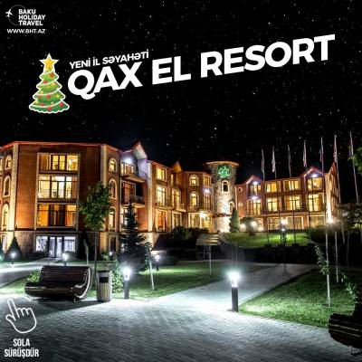 New Year at El Resort Hotel