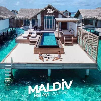 Valentine's Day in the Maldives