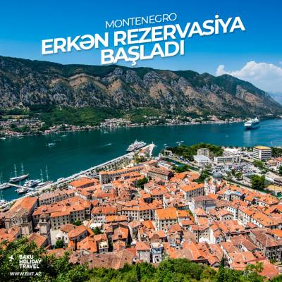 Montenegro Early Booking