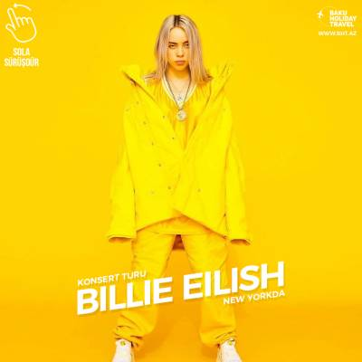 New York Tour and Billie Eilish Concert