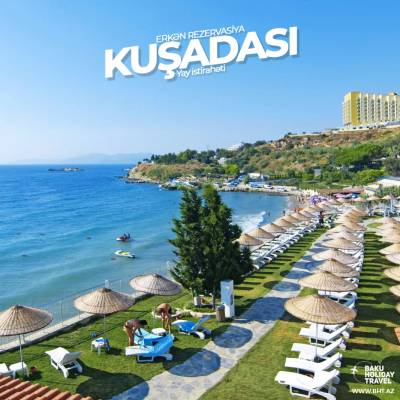 Early Booking in Kusadasi