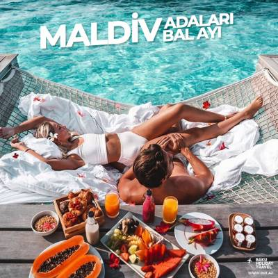 Tour to the Maldives
