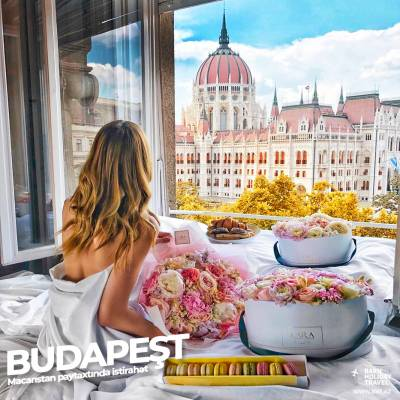 Charming Budapest