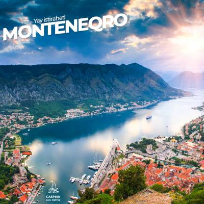 July vacation in Montenegro