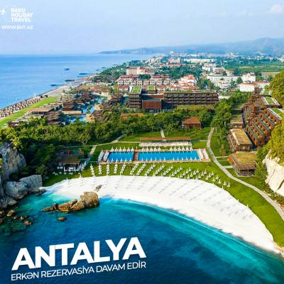 Tour to Antalya in June