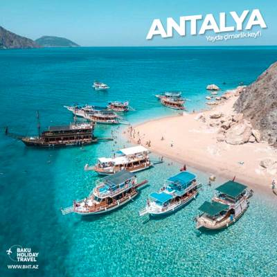 This summer in Antalya