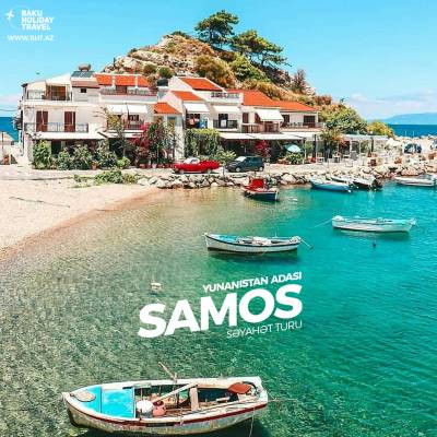 Summer on Samos