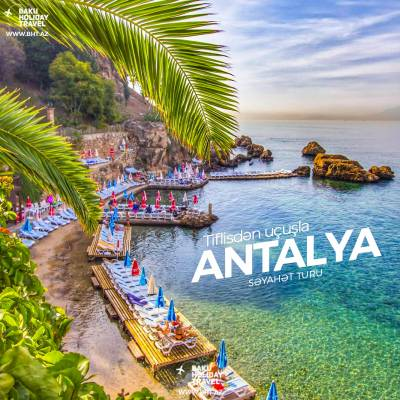 From Tiflis to Antalya!