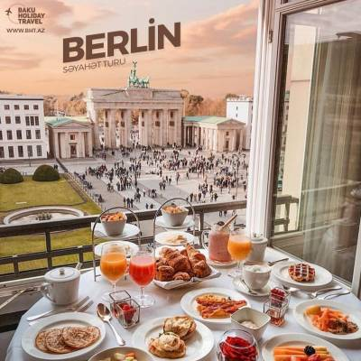Tour to Berlin
