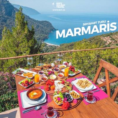 Tour to Marmaris for you