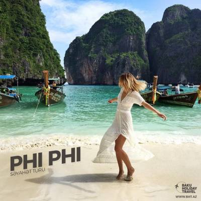 Travel to Phi Phi