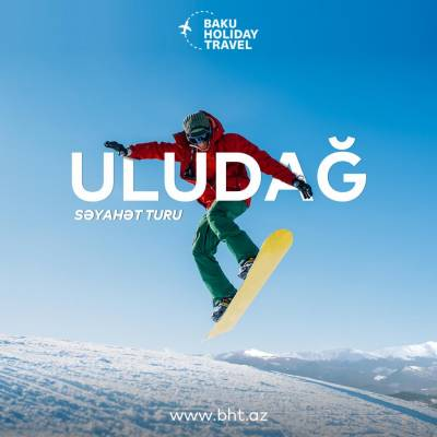 New Year Uludag Tour